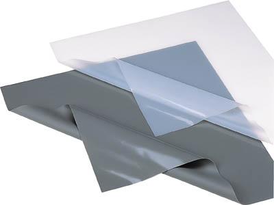 イノアック シリコーンゴム 絶縁・耐熱シート 灰 1.0×500×500【TG50H100T】(機械部品・ゴム素材)