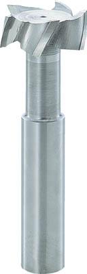 FKD Tスロットエンドミル22×6【TSE22X6】(旋削・フライス加工工具・カッター(切削))【送料無料】