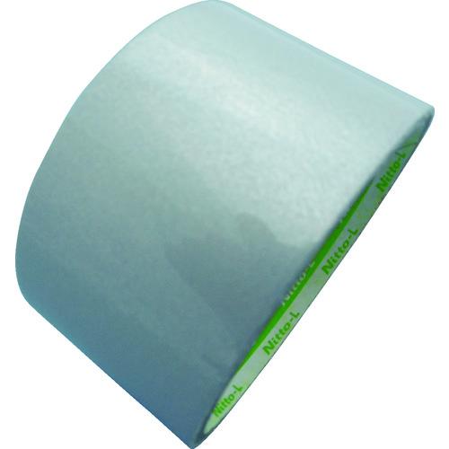 日東エルマテ 粗面反射テープ 150mmx10m 白 SHT150W【送料無料】