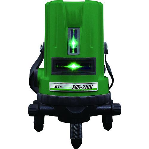 STS グリーンレーザー墨出器 SRS-210G SRS210G【送料無料】