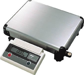 A&D デジタル台はかりポール無し0.005kg/30kg【FG30KBM】(計測機器・はかり)