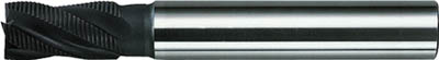 三菱K バイオレットラフィングエンドミル【VASFPRD1400】(旋削・フライス加工工具・ハイスラフィングエンドミル)