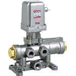 日本精器 4方向電磁弁 8A AC200V 76シリーズ【BN-764S-8-E200】(空圧・油圧機器・電磁弁)【S1】