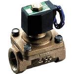 CKD パイロット式2ポート電磁弁(マルチレックスバルブ)【AP11-25A-C4A-AC100V】(空圧・油圧機器・電磁弁)【S1】