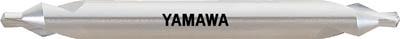 ヤマワ センタードリル穴角60°【CE-SL-150-5】(面取り工具・センタードリル)