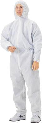 クレシア クリーンガードCX ツナギ服 3Lサイズ【68230】(保護具・保護服)