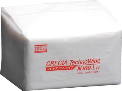 クレシア テクノワイプ N100-L PL【63430】(理化学・クリーンルーム用品・クリーンルーム用ウエス)