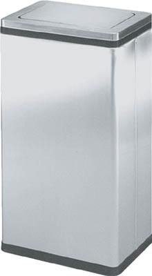 ぶんぶく 角型ロータリー屑入Bライン【RSL-Z-1N】(清掃用品・ゴミ箱)