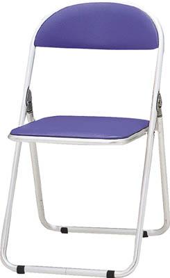 2020人気特価 TOKIO パイプ椅子 シリンダ機能付 アルミパイプ ブルー【CF-700-BL】(オフィス家具・会議用チェア), 暮らしのソムリエSHOP! fb32f32c