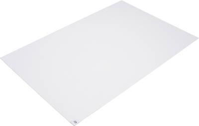 ブラストン 粘着マット-白【BSC-84001-W】(床材用品・クリーンマット)【S1】