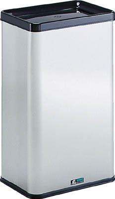 テラモト ステンエルボックス中缶なし【DS-213-110-0】(清掃用品・ゴミ箱)