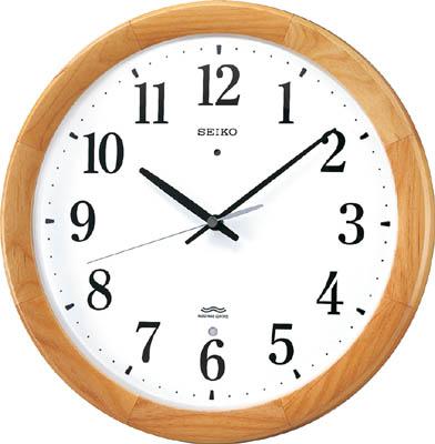 SEIKO SEIKO電波掛時計【KX311B】(OA・事務用品・掛時計)