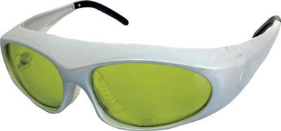 リケン レーザー保護メガネCO2レーザー【RSX-2-CO2】(保護具・レーザー用保護メガネ)
