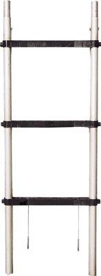 KSS ノビテック 延長はしご1.2m【PNO-120】(はしご・脚立・はしご)