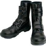 シモン 安全靴 マジック式 8538黒 26.5cm【8538N-26.5】(安全靴・作業靴・安全靴)