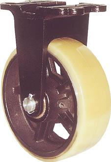 ヨドノ 鋳物重量用キャスター【MUHA-MK150X75】(キャスター・鋳物製キャスター)