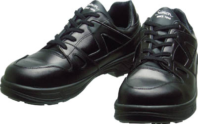 シモン 安全靴 短靴 8611黒 26.0cm【8611BK-26.0】(安全靴・作業靴・安全靴)