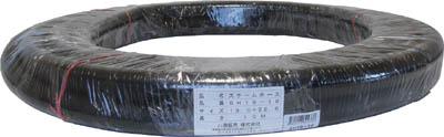 ハッコウ スチームホース 12φ 10m【SH12-10】(ホース・散水用品・ゴムホース)