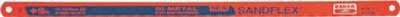 バーコ ハンドソー替刃バイメタル 250mm×18山 100枚入【3906-250-18-100】(切断用品・ハンドソー)