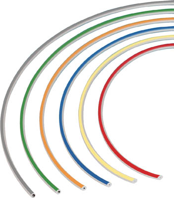 仁礼 液体クロマトグラフ配管用ピークチューブ【NPK-024】(理化学・クリーンルーム用品・特殊チューブ)