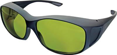 リケン レーザー保護メガネYAGレーザー【RSX-2-YG-EP】(保護具・レーザー用保護メガネ)