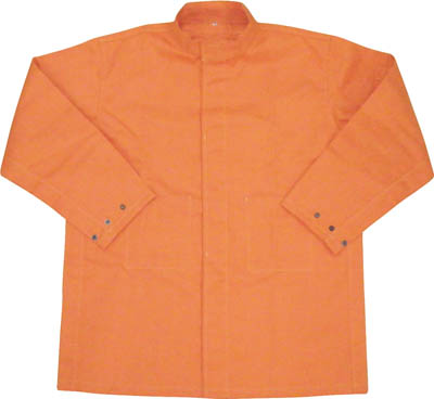 吉野 ハイブリッド(耐熱・耐切創)作業服 上着【YS-PW1LL】(保護具・保護服)【S1】