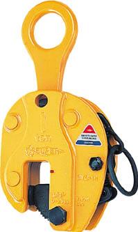 スーパー 立吊クランプ(ロックハンドル式)【SVC0.5H】(吊りクランプ・スリング・荷締機・吊りクランプ)