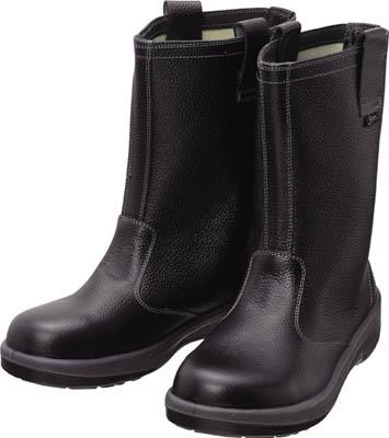 シモン 安全靴 半長靴 7544黒 26.0cm【7544N-26.0】(安全靴・作業靴・安全靴)