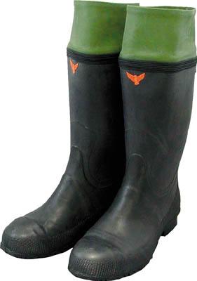 SHIBATA 防雪安全長靴(裏無し)【SB311-29.0】(安全靴・作業靴・安全長靴)