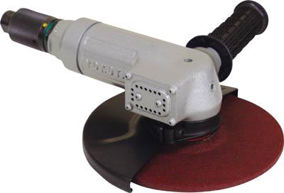 ヨコタ 消音型ディスクグラインダー【G70-SA】(空圧工具・エアグラインダー)【S1】