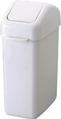 TRUSCO 超定番 引き出物 スイングペール 16.5L グレー ゴミ箱 清掃用品 TPRA159