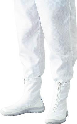 ADCLEAN シューズ・ショートタイプ 24.5cm【G7720-1-24.5】(安全靴・作業靴・静電作業靴)