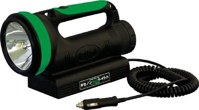 日動 懐中電灯 スーパーサーチライト(HID) 充電式35Wキセノン球【HIDL-35W-BA】(作業灯・照明用品・懐中電灯)(代引不可)