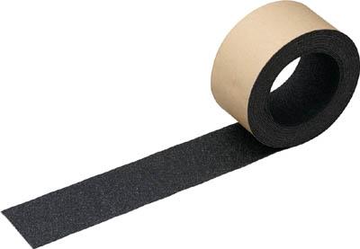 NCA ノンスリップテープ 100×18m 黒【NSP10180 BK】(テープ用品・すべり止めテープ)