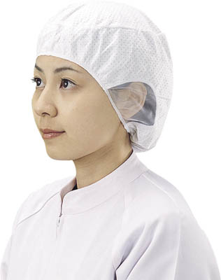 UCD シンガー電石帽SR-3 L(20枚入)【SR-3L】(保護具・保護服)【S1】