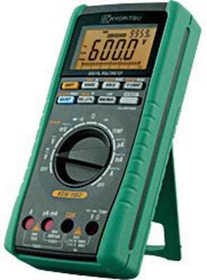 KYORITSU デジタルマルチメータ【KEW1052】(計測機器・マルチメーター)