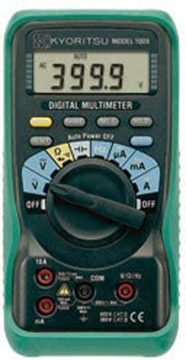 KYORITSU デジタルマルチメータ【MODEL1009】(計測機器・マルチメーター)