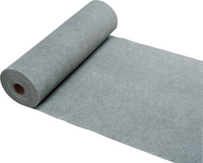 テラモト 吸油マットGYランナー【MR-181-356-0】(床材用品・吸油・吸水マット)