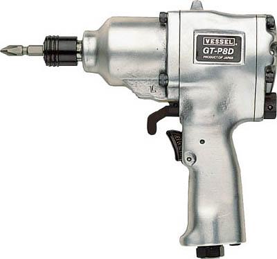 正規代理店 エアードライバーGTP8D【GT-P8D】(空圧工具・エアドライバー):リコメン堂 衝撃式 ベッセル-DIY・工具