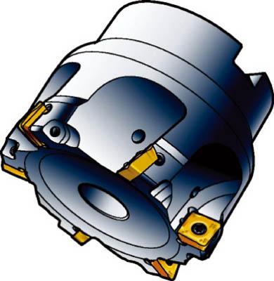 サンドビック コロミル490カッター【A490-080J25.4-08H】(旋削・フライス加工工具・ホルダー)()