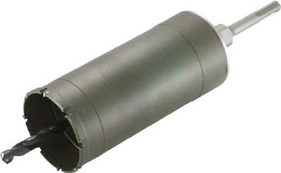 ユニカ ESコアドリル 複合材用 110mm SDSシャンク【ES-F110SDS】(穴あけ工具・コアドリルビット)