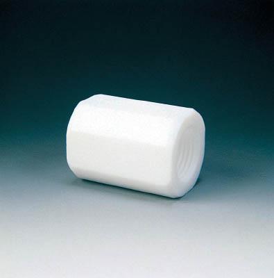 フロンケミカル カップリング RC3/4【NR0090-04】(理化学・クリーンルーム用品・特殊継手)