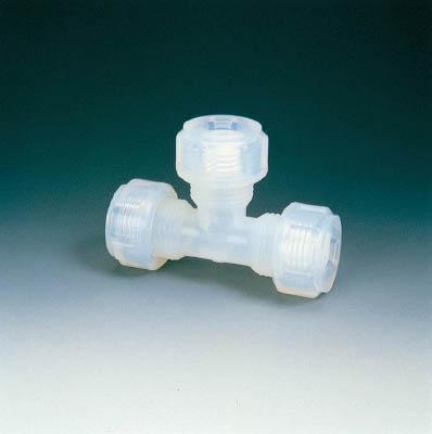 フロンケミカル ユニオンティTFU-19【NR1050-05】(理化学・クリーンルーム用品・特殊継手)