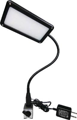 NOGA ノガLEDスタンド LEDパッド【LED4000】(マグネット用品・マグネット電気スタンド)