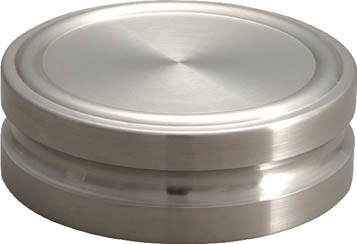 ViBRA 円盤分銅 1kg M1級【M1DS-1K】(計測機器・はかり)