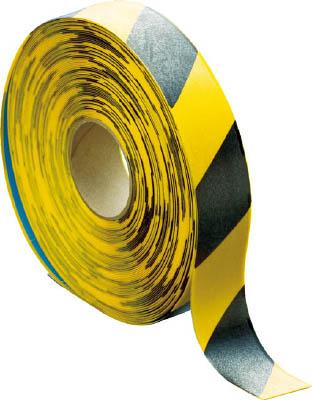 IWATA ラインプロ(黄/黒) 1巻(30M)【LP330】(テープ用品・安全表示テープ)