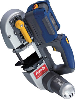 アサダ 充電式バンドソーH60 Eco【BH060】(電動工具・油圧工具・切断バンドソー)【S1】