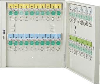 TRUSCO キーボックス ホルダ数40個【K-40】(オフィス家具・キーボックス)