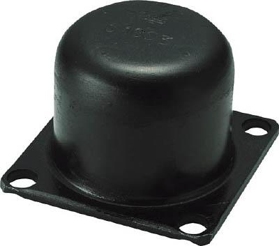TRUSCO 丸型ストッパー 許容荷重15810kgf【TS106】(機械部品・防振材)【送料無料】