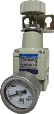 日本精器 精密減圧弁6A4K【BN-3RT1100-6-4K】(空圧・油圧機器・エアユニット)【送料無料】